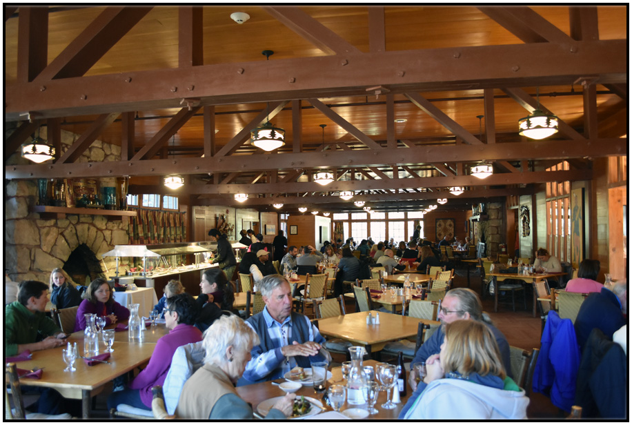 Travel North America United States Utah Bryce Canyon National Park Bryce Canyon Lodge Diningroom D Holmes Chamberlin Jr Architect Llc